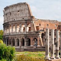 DorisTeA - Arte e Turismo - Roma - Tour - Colosseo e Foro Romano